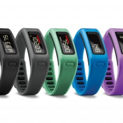 Garmin gets in on fitness bracelet craze with vivofit